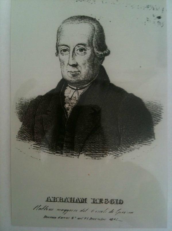 Abram (Abramin) Reggio