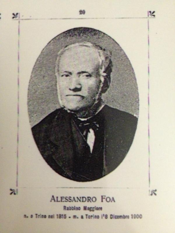 Alessandro Foa