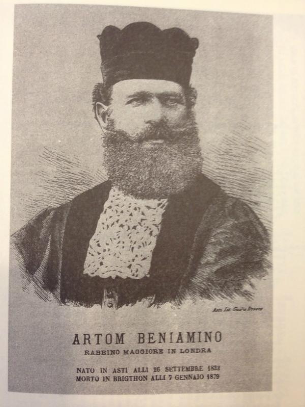 Beniamino Artom