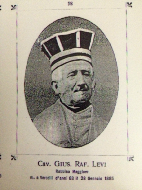 Giuseppe Raffael Levi