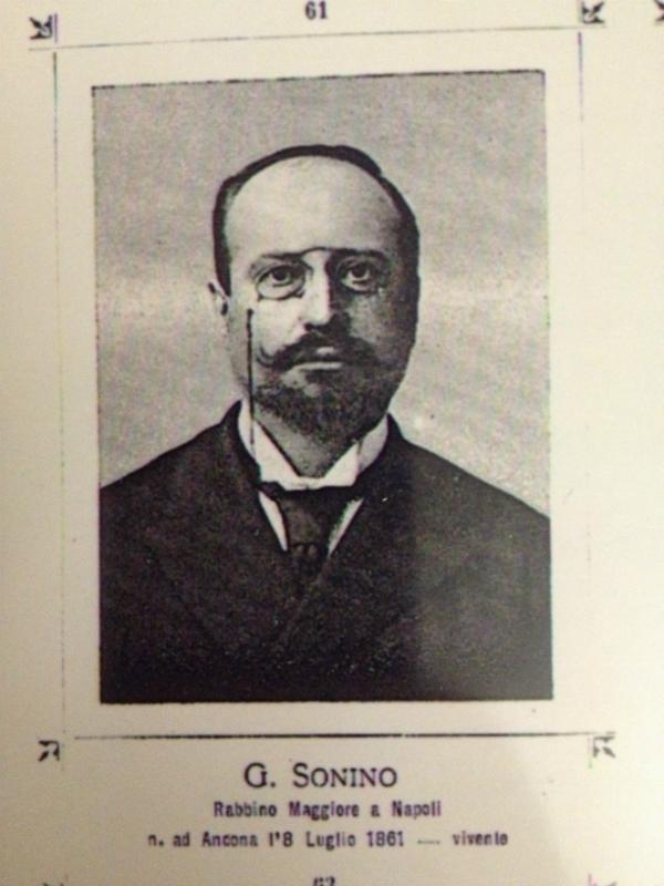 Giuseppe Sonnino (Sonino