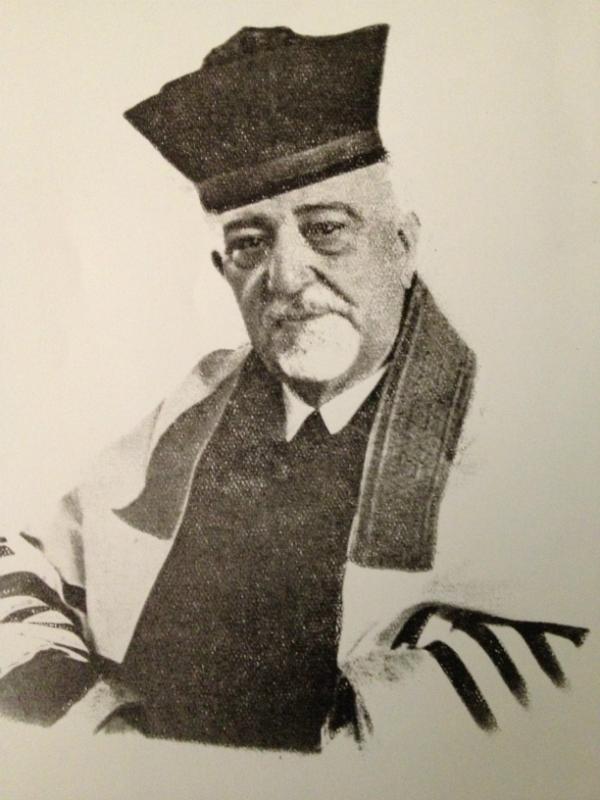 Israele Sabato Cesare Astrologo