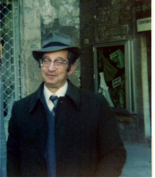 Moshè Mario Piazza o Sed