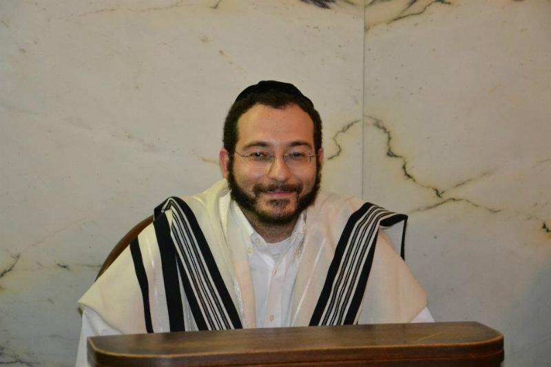 Paolo Mordechay Hirsch Sciunnach